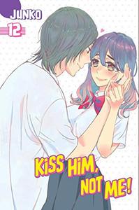 Kiss Him, Not Me Graphic Novel 12