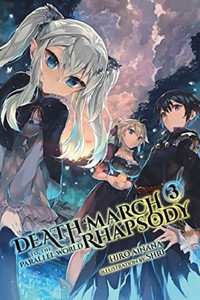 Death March to the Parallel World Rhapsody Novel 03
