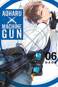 Aoharu X Machinegun Graphic Novel 06