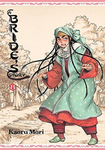 Bride's Story Graphic Novel 08 (Hardcover)