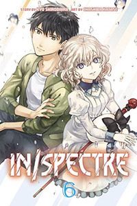 In/Spectre Graphic Novel 06
