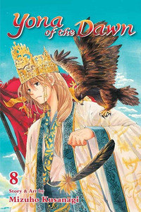 Yona of the Dawn Graphic Novel 08