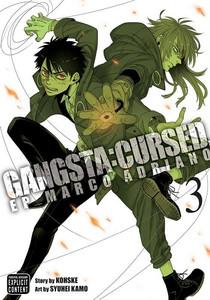 Gangsta.: Cursed - Episode: Marco Adriano Manga Vol. 03