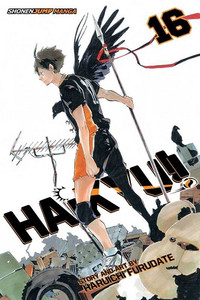 Haikyu!! Graphic Novel 16