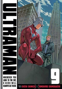 Ultraman Graphic Novel Vol. 09