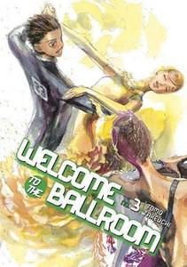 Welcome to the Ballroom Manga 03