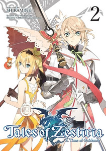 Tales Of Zestiria Graphic Novel 02