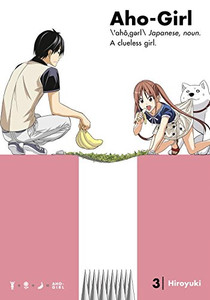 Aho-Girl: A Clueless Girl Graphic Novel 03