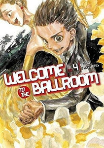 Welcome to the Ballroom Manga 04