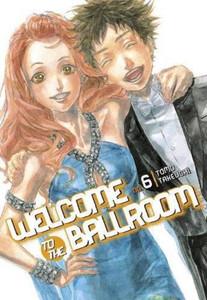 Welcome to the Ballroom Manga 06