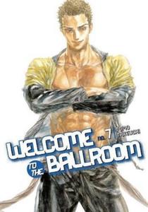 Welcome to the Ballroom Manga 07