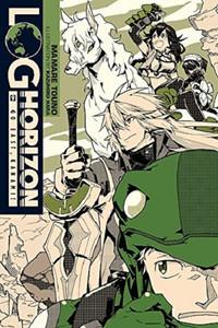 Log Horizon Novel 09