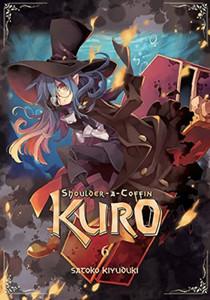 Shoulder-a-Coffin Kuro Graphic Novel 06