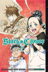 Black Clover Graphic Novel 09