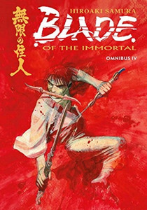 Blade of the Immortal Omnibus Vol. 04