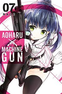 Aoharu X Machinegun Graphic Novel 07