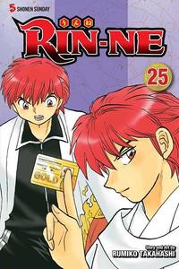 Rin-Ne Graphic Novel Vol. 25