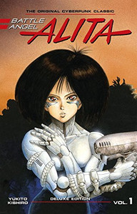 Battle Angel Alita Delux Edition Vol. 1 (Hardcover)