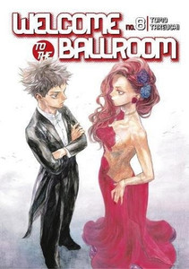 Welcome to the Ballroom Manga 08