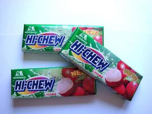 Morinaga Hi-Chew Candy - Lemon & Lime (Small)