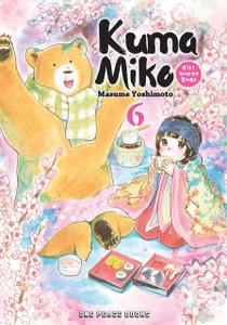 Kuma Miko Girl Meets Bear Graphic Novel 06