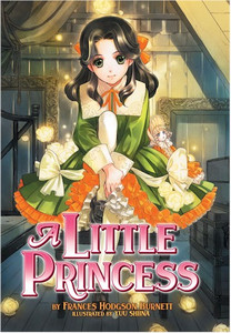 Illustrated Classics - A Little Princess Graphic Novel
