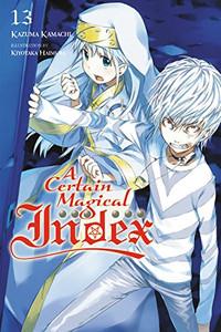 A Certain Magical Index Novel 13