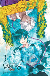 The Case Study of Vanitas Manga 03