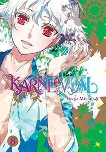 Karneval Graphic Novel 08