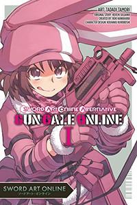 Sword Art Online Alternative Gun Gale Online Manga 01
