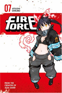 Fire Force Graphic Novel 07