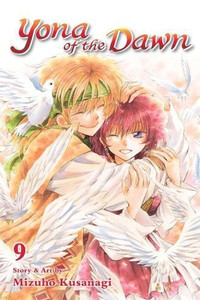 Yona of the Dawn Graphic Novel 09