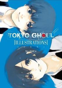 Tokyo Ghoul Illustrations: zakki Art Book