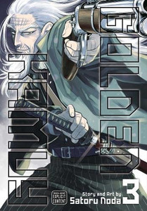 Golden Kamuy Graphic Novel Vol.03