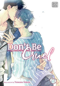 Don't Be Cruel Graphic Novel 06