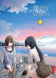 Flying Witch Manga Vol. 04