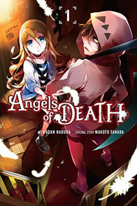 Angels of Death Graphic Novel 01
