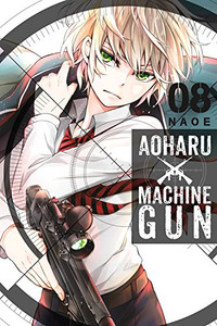 Aoharu X Machinegun Graphic Novel 08