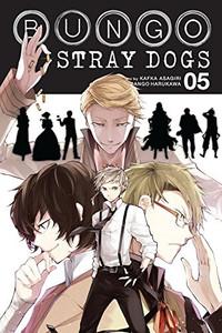 Bungo Stray Dogs Graphic Novel 05