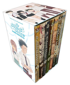 A Silent Voice Graphic Novel Box Set