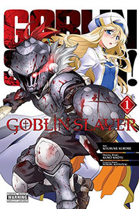 Goblin Slayer Graphic Novel 01