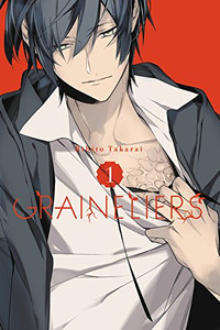 Graineliers Graphic Novel 01