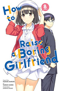 How to Raise a Boring Girlfriend Graphic Novel 08