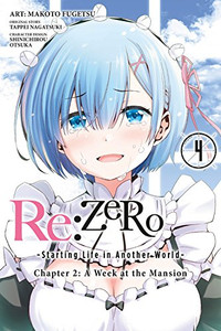 Re:ZERO -Starting Life in Another World 2 - Manga 04