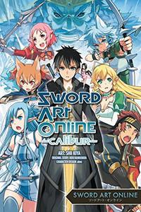Sword Art Online Calibur Graphic Novel