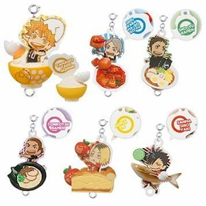 Haikyu!! Little Mascot Charms - Food Version (Random)
