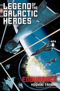 Legend of the Galactic Heroes Novel 03 Endurance