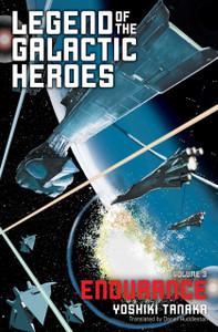 Legend of the Galactic Heroes Novel 03 Endurance