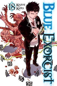 Blue Exorcist Graphic Novel Vol. 18