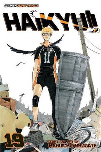 Haikyu!! Graphic Novel 19